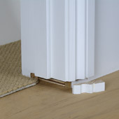 Skirting Board, Door Lining and Architrave cut out.