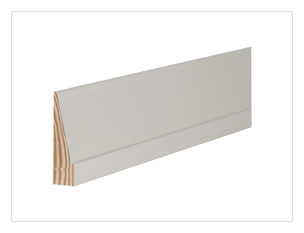Pine contemporary architrave