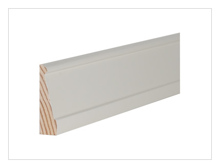 Pine perkins small architrave