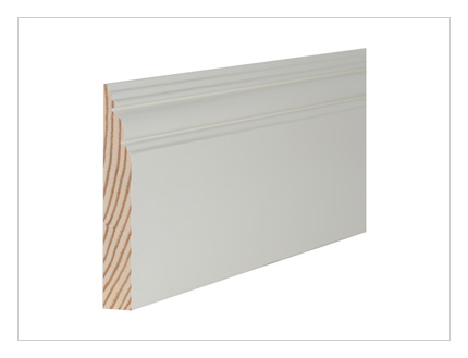 Pine 1901 skirting board