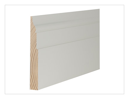 Pine berkeley skirting board
